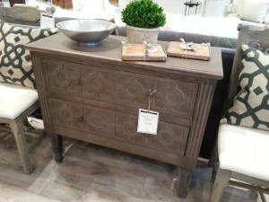 Devin Two Drawer Chest $429