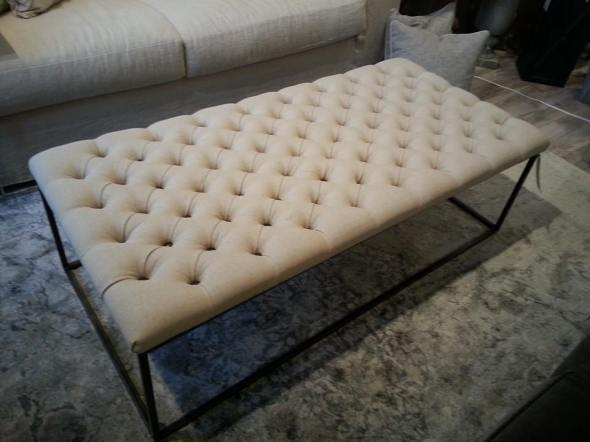 Barkley Cocktail Bench $925