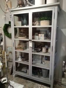 Weller Glass Door Cabinet $1769