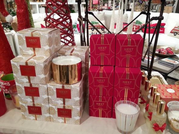 Last call! Nest Holiday candles have just been restocked. Don't miss out because this is our last order of the season.