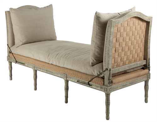Perfect for living rooms where a second sofa may go or the bedroom. The Ultimate place to lounge.