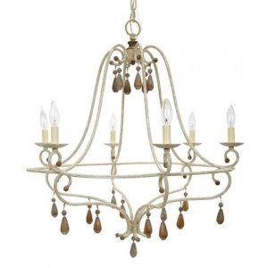 "Meade Gold Chandelier 28""(Dia) x 30""(H)"