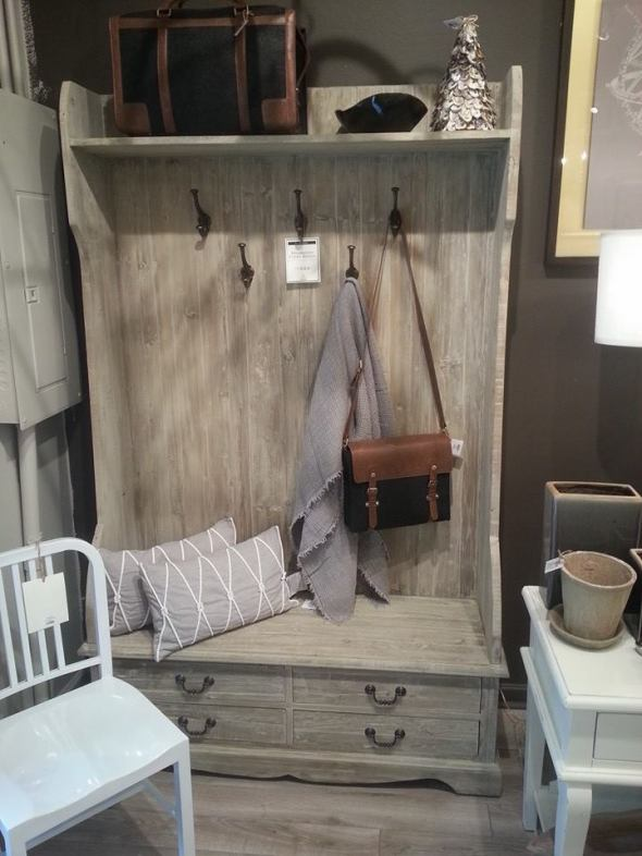 We now have the perfect solution for organizing your entryway.