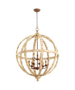 "Brentwood Orb Large 40""(H) x 30.25""(Dia)"