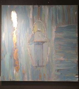 Gas Light 36 x 36